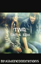 TWD Carl And Enid by KadenceClemmons