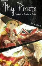 My Pirate (England x reader x Spain) by Nixxona