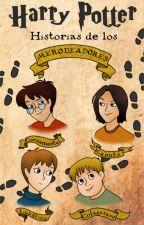 Harry Potter: Historias de los Merodeadores by ALeeMar