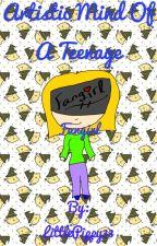 Artistic mind of a teenage fan girl (Art book 1) by LittlePippy33