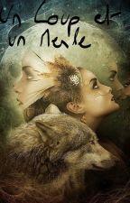 Un Loup et un Merle by Lizeron