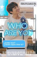 「who are you?」;+ j. jkk by munstone