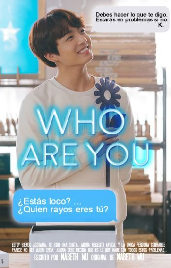 「who are you?」;+ j. jkk