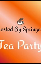 Tea Party by JerrySpringer-