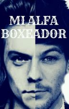 MI ALFA BOXEADOR  by antonella_alive
