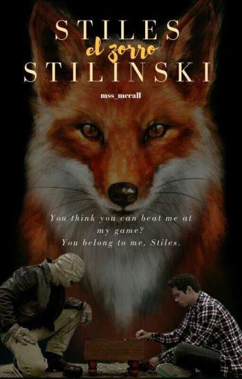 Stiles, el zorro, Stilinski