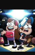 Gravity Falls Truth or Dare by 324Unknown_Author
