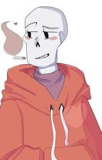 (stopped) Fire love (Underswap Papyrus X Reader) by Mint_Demon