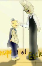 el principe y el esclavo GOLDENTRAP by Nerytrap123