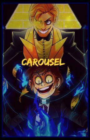  Carousel  Bill X Reader  by DoulingoChan