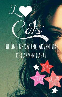 I Heart Cats: The Online Dating Adventure of Carmen Capri