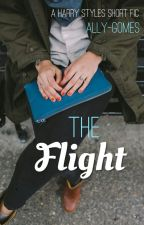 The Flight |H.S| by Ally-Gomes