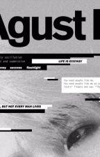 """Agust D """"Agust D"""" by -kthtea"""
