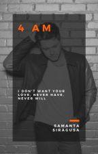4 AM | Niall Horan by SammySaysSo