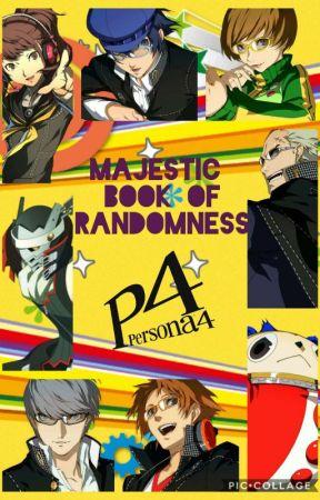 Majestic Book of Randomness by HarmonicShadows