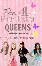 The 4 Prankster Queens by VampireKnight_24