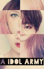 Imagine TaeHyung: A Idol Army! by SeulVenus