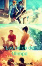Los niños del Olimpo  by DulceVzquez5