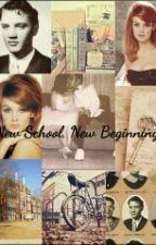 New School, New Beginnings by ElvisandPriscilla67