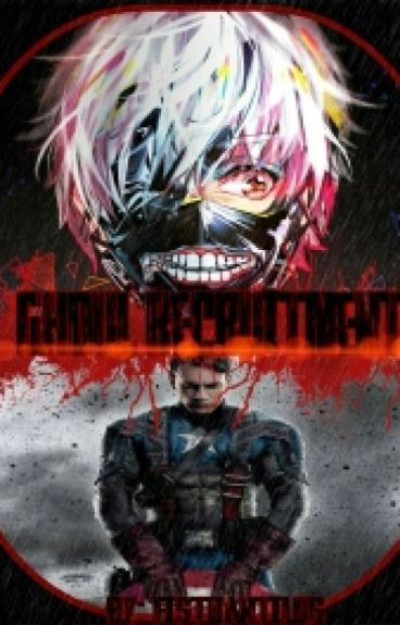 Tokyo Ghoul Crossover Avengers: Ghoul Recruitment
