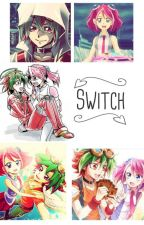 Switch YuyaxYuzu (Yu-Gi-Oh Arc V) by Tsukiko05