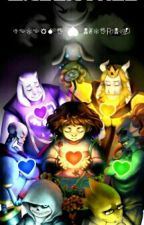 Undertale x Hybrid Child reader by Sam-Sam_en_Undertale