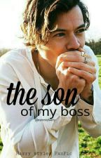 The Son Of My Boss || Harry Styles by mysexyharry
