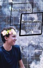 Tom Holland Manips by spideyhollandtom