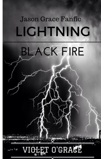 Lightning-Black Fire -- Jason Grace