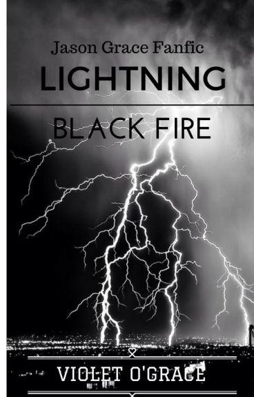 Lightning-Black Fire -- Jason Grace