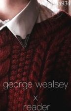 George Weasley x reader  by Georgia934