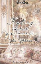 Finding The Lost Princess 2: Her Return by biencarla