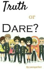 SnK // Truth or Dare? by yaoisperfect
