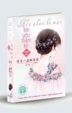 Hôn nhân bí mật, tình yêu thầm kín  I Thánh Yêu by YueYing87
