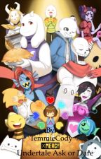 Undertale Ask or Dare by TemmieCody