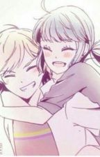 The new boy loves My Lady~ Adrienette {SLOW UPDATES} by kiinani