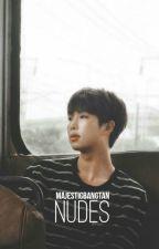 Nudes // Kim Namjoon by majesticbangtan
