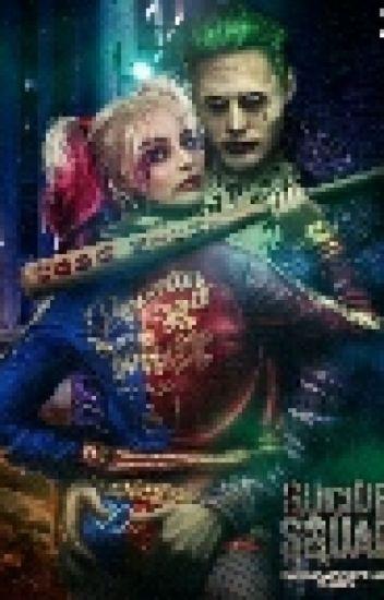 harley queen et le joker (Pause Jusqu'au 12/2016)