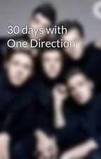 30 days with One Direction by XxGreaterForcexX