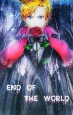 [Sasunaru] End of the world by KumanoGin