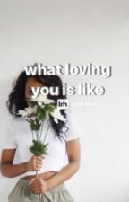 what loving you is like x lrh | CZ translation | by sidneydoyle
