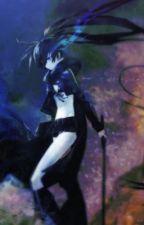Black Rock Shooter + Sword Art Online by VoltxxPichu