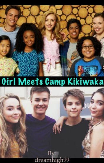 Girl Meets Camp Kikiwaka [Completed]