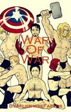 War Of War by MilkshakeFacers