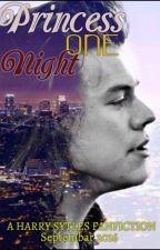 Princess one night- Bosnian by xStylesxax