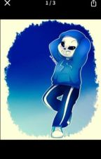 She dances? High school Dancetale Sans X Reader by PennyPech