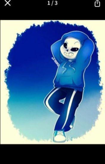 She dances? High school Dancetale Sans X Reader