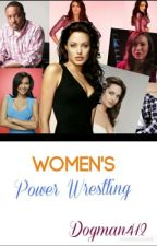 Women's Power Wrestling by Dogman412