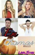 Em Chamas  by redmoriri