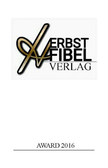 Herbstfibel Award 2016 [BEENDET]